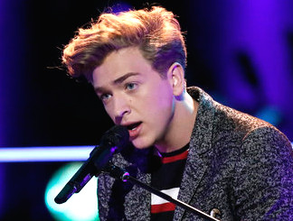 Noah Mac of The Voice Season 13