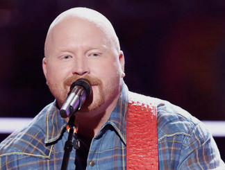 Red Marlow of The Voice Season 13