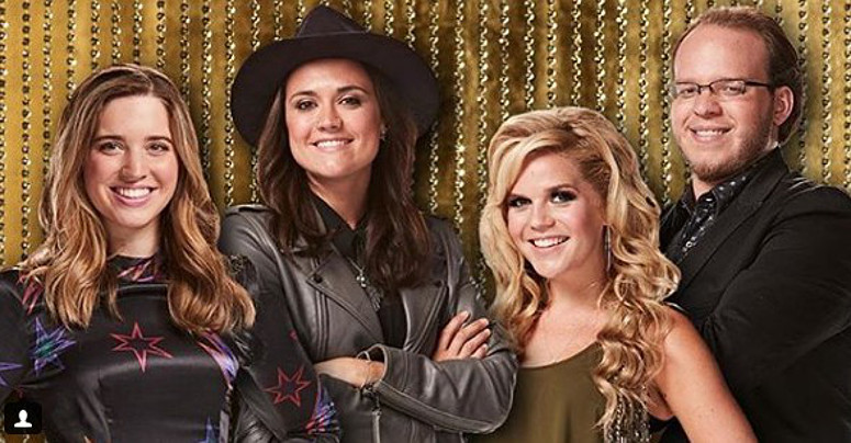 The Voice comeback singers for Season 13 include Karlie Webster, Whitney Fenimore, Natalie Stovall and Lucas Holliday