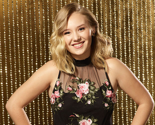 Addison Agen of The Voice Season 13