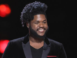 Davon Fleming of The Voice Season 13