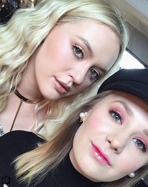 Chloe Kohanski and Addison Agen hold the iTunes edge heading into The Voice Season 13 finals (NBC Photo)