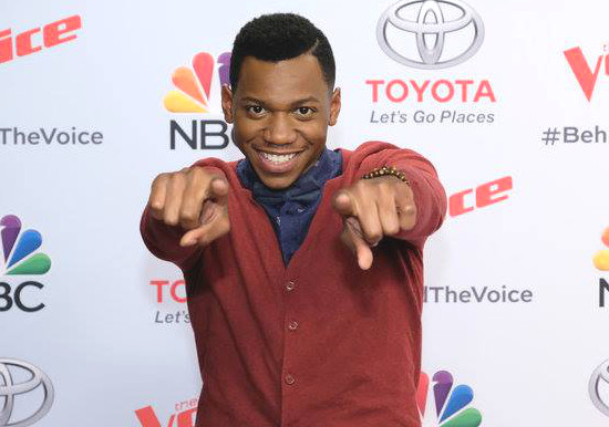 Chris Blue has released his first post-show single, Blue Blood Blues. (NBC Photo)