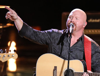 Red Marlow performs during Season 13 of The Voice. (NBC Photo)