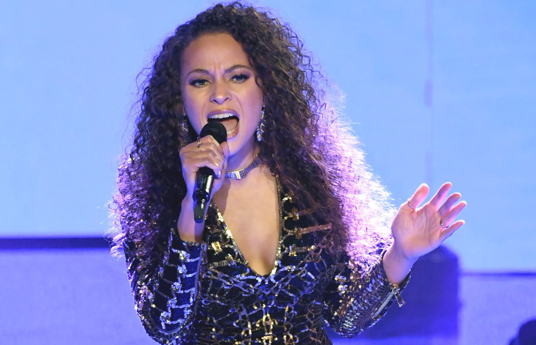Cheyenne Elliott won a spot on The Four but was unable to fend off a challenge in Thursday night's show and was eliminated. (FOX Photo)