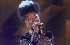 Cocoa Sarai performs on Week 2 of The Four. (FOX Photo)
