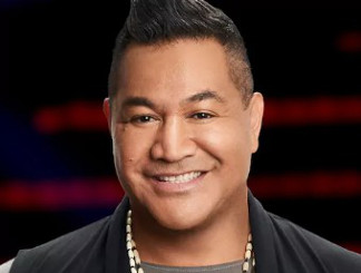 Esera Tuaolo of The Voice Season 13