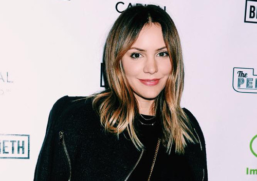 Katharine McPhee will serve as judge on Most Talented Performer Thursday night on CBS.