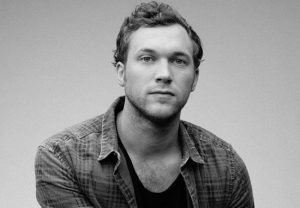 Phillip Phillips, former American Idol champ, is about to release his new album.