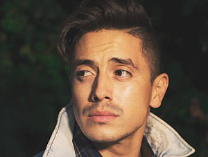 Stefano  (Langone) of American Idol Season 10