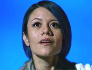 Allison Iraheta of Halo Circus in Narcissist