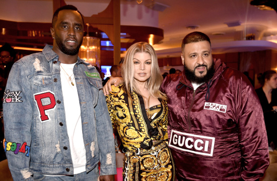 """Barring defections in the ranks, Sean """"Diddy: Combs, Fergie and DJ Khaled will be back with Season 2 of The Four this summer. (FOX Photo)"""