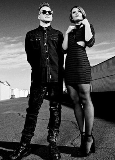 Halo Circus is now Matthew Sager and former American Idol standout Allison Iraheta