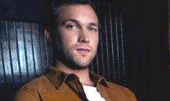 Phillip Phillips, winner of American Idol Season 11