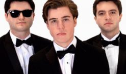 Sam Woolf of American Idol Season 13 and the Como Brothers
