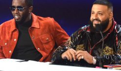 "Sean ""Diddy"" Combs and DJ Khaled on The Four"