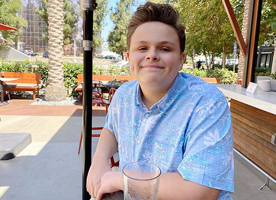 Carter Rubin of Long Island, New York, auditioned for The Voice Season 19